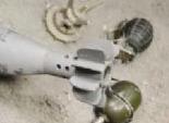 العثور على دانة مدفع من مخلفات الحرب بالشرقية
