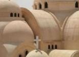 استعدادات كنسية بالإسكندرية لافتتاح مزار البابا شنودة الثالث بوادي النطرون