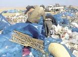 القاهرة عاجزة عن حل مشكلة إضراب عمال النظافة