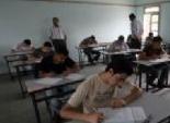 مشاجرة بين مراقبي الامتحانات وطلاب مدرسة الأورمان بسبب