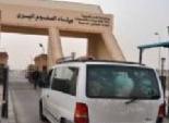 مجهولون يفرضون إتاوة على طريق السلوم للسماح لشاحنات البضائع بالعبور إلى ليبيا