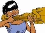لاتوف ينتقد مشاركة ميشيل أوباما في إعلان جائزة أحسن فيلم بكاريكاتير جديد