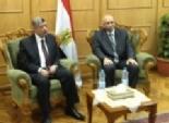 وزير الداخلية يفتتح إدارة تأمين المستشفيات بمعهد ناصر